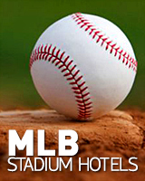 MLB stadium hotels